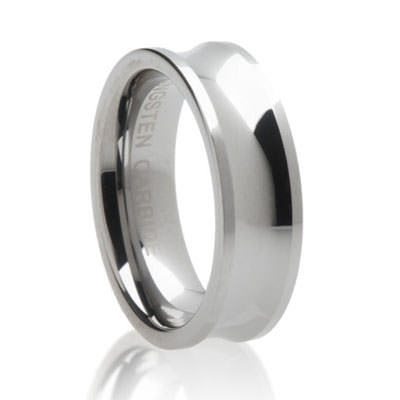 Concave Tungsten Ring