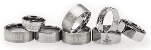Wedding Rings Canada - Men's & Women's quality Tungsten wedding bands