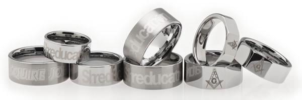 Wedding Rings Canada - Men's & Women's quality Tungsten wedding bands